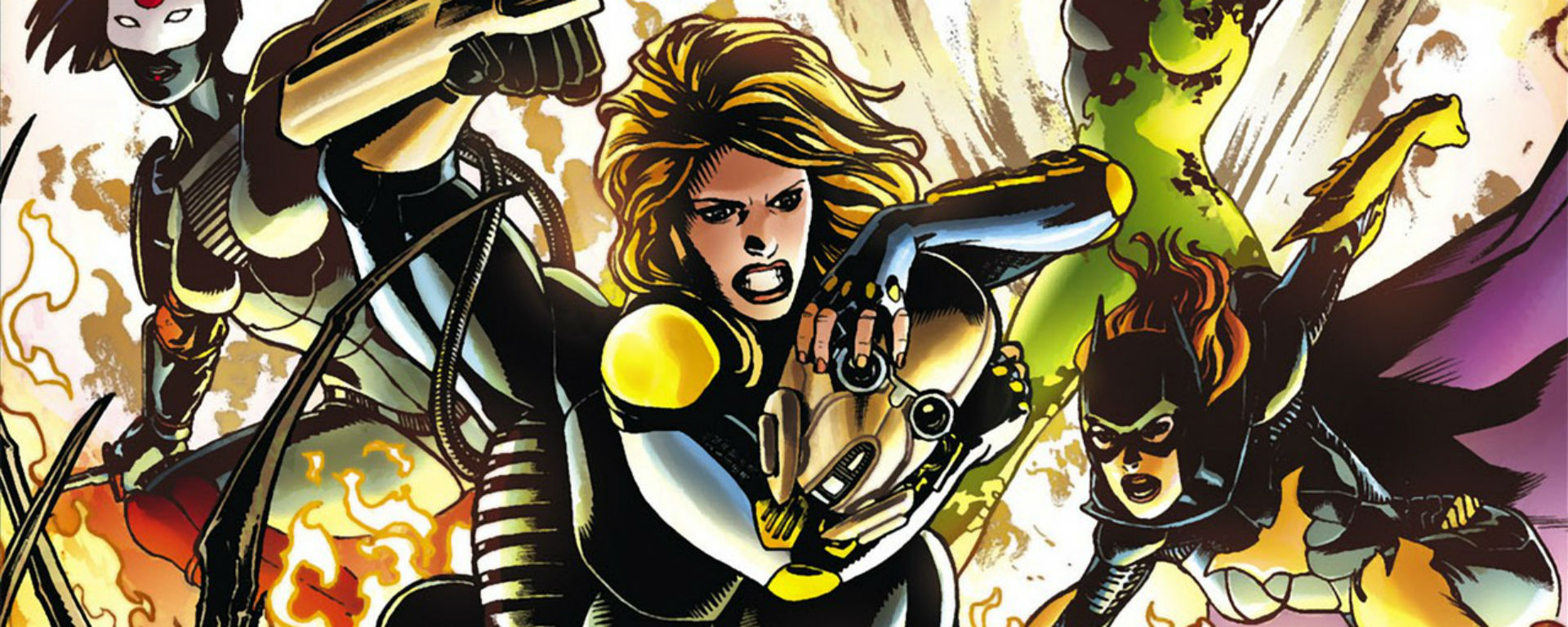 dc comics birds of prey 8 2012 review feature image