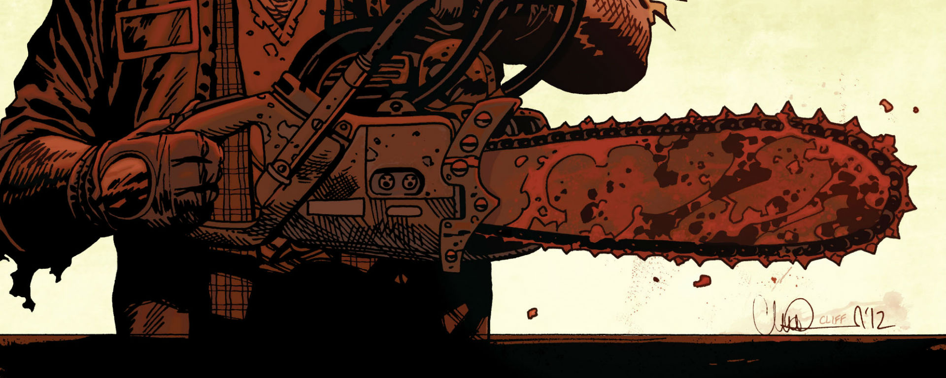image comics the walking dead 97 review feature image