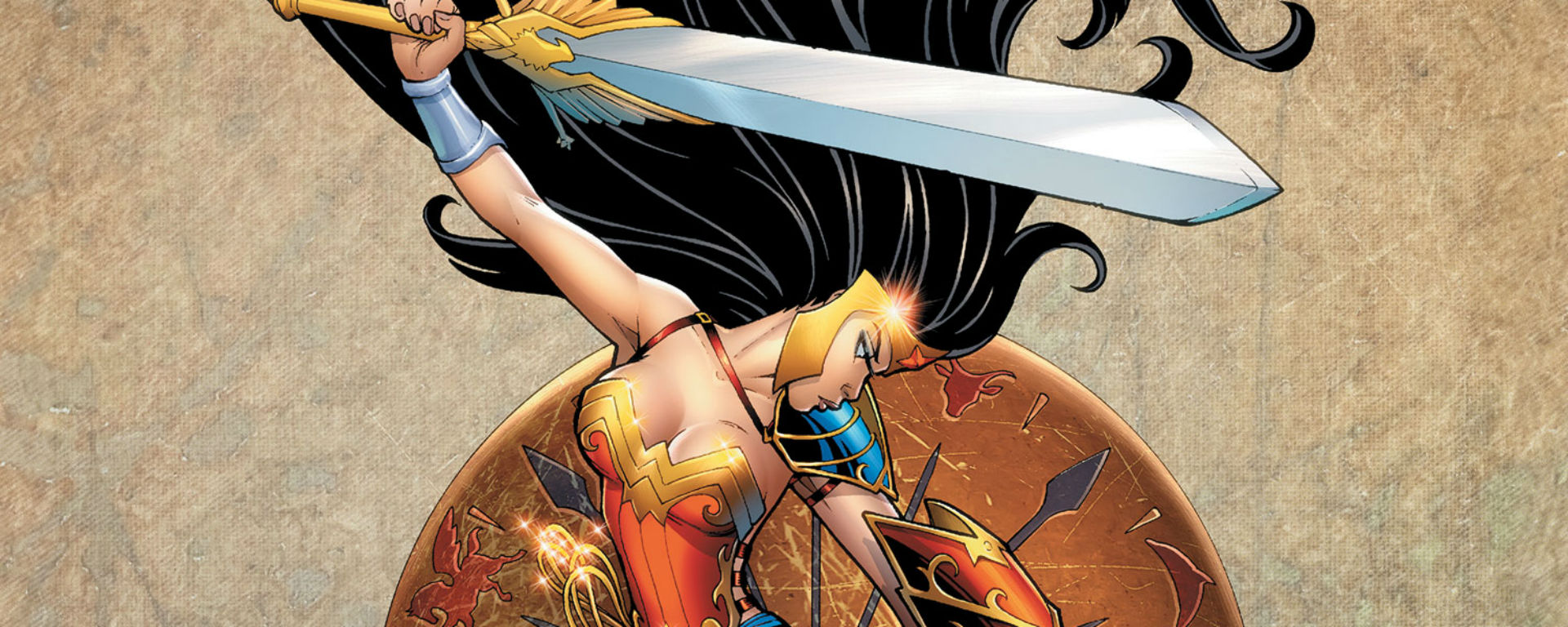 dc comics ame comi girls wonder woman 3 review feature image