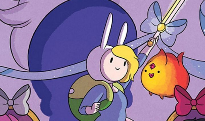 boom studios adventure time fionna and cake 6 review feature image