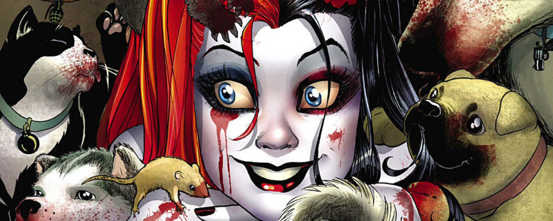 dc comics harley quinn 2 review feature image
