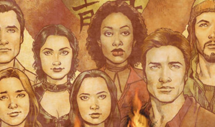 dark horse comics serenity leaves on the wind 1 review feature header