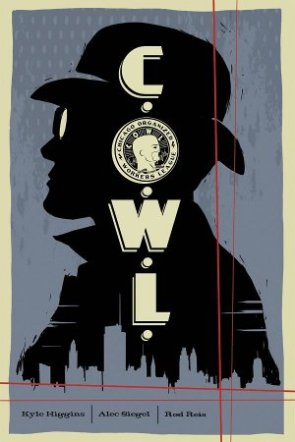 Cover of C.O.W.L. #1