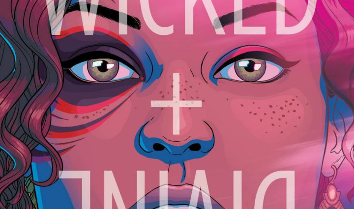 image comics the wicked + the divine 1 review feature image