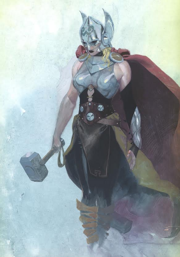 new woman thor 2