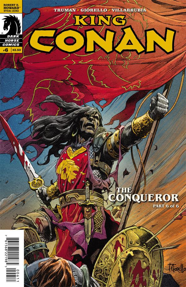 king conan the conqueror