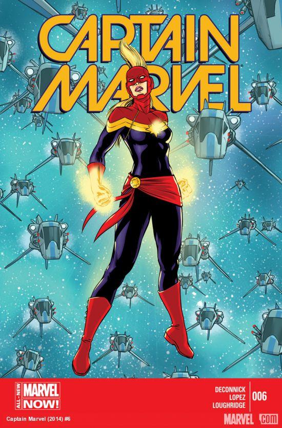 captain marvel 6