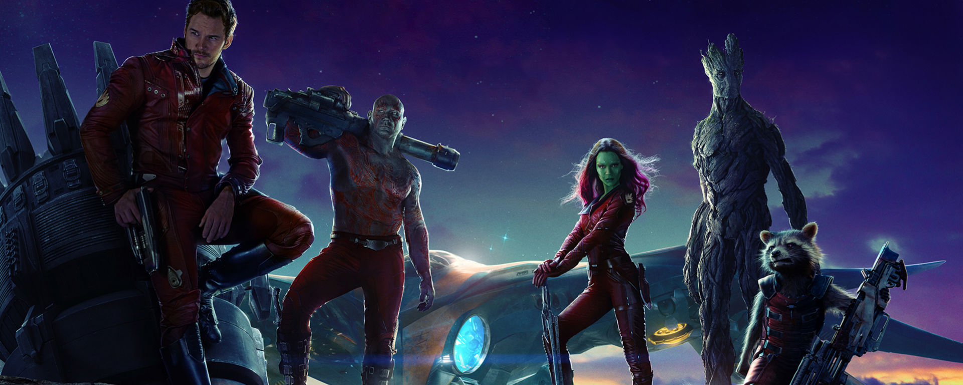 marvel guardians of the galaxy movie review feature image