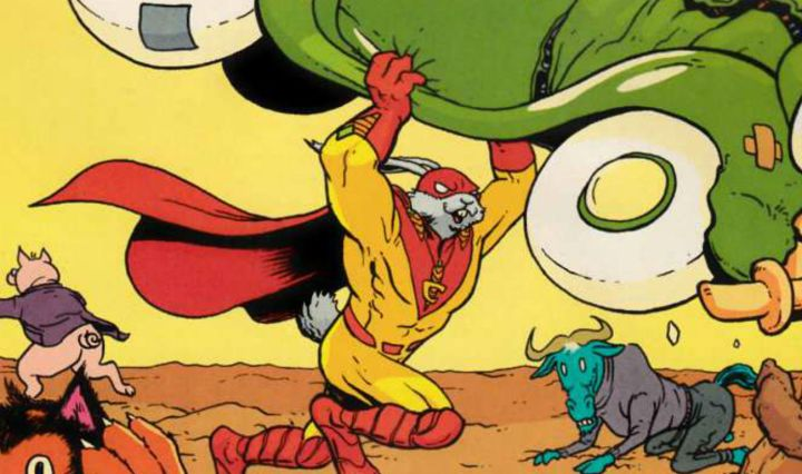 dc comics multiversity 1 review feature image