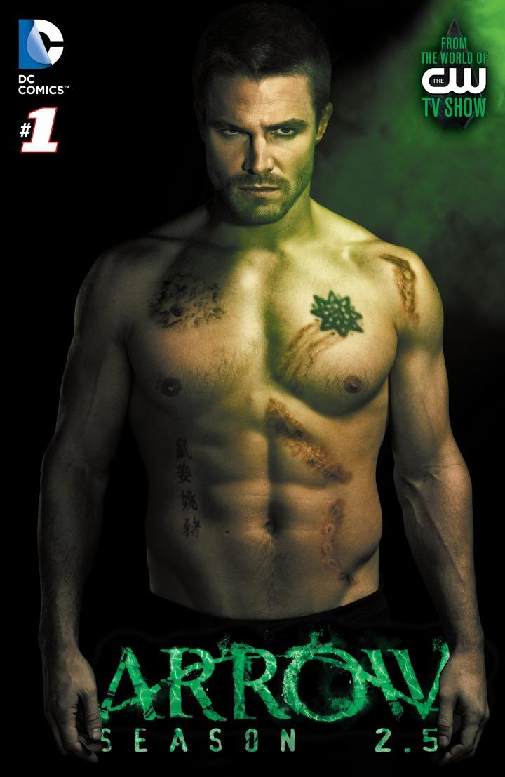 Arrow Season 2.5