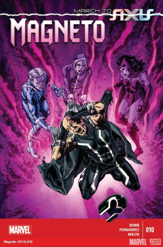 magneto 10 cover