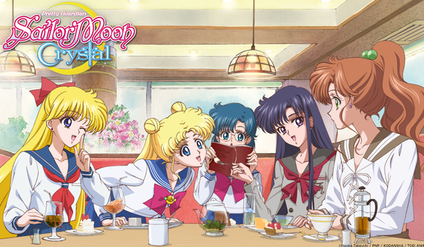 anime sailor moon crystal