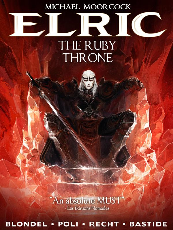 Elric The Ruby Stone
