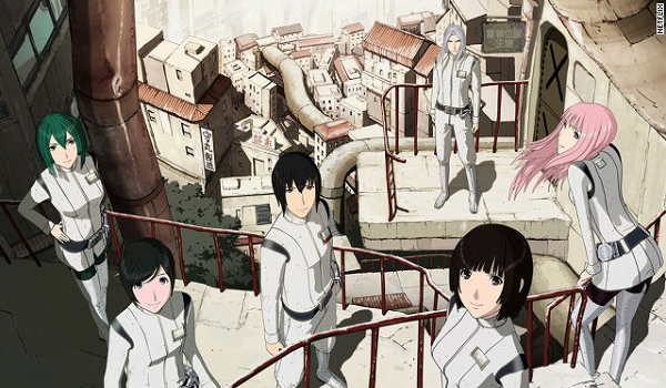 anime knights of sidonia