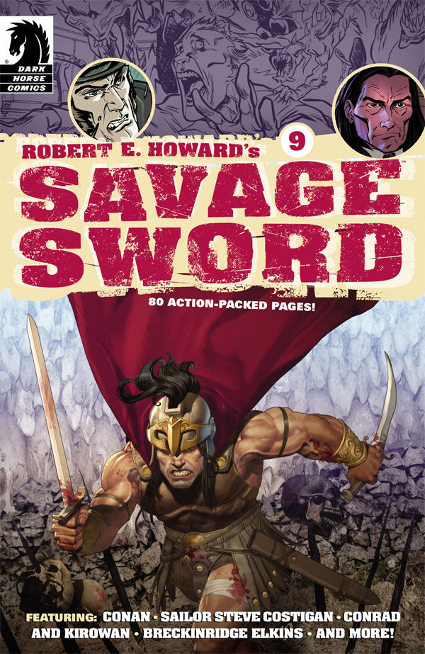 robert e howard savage