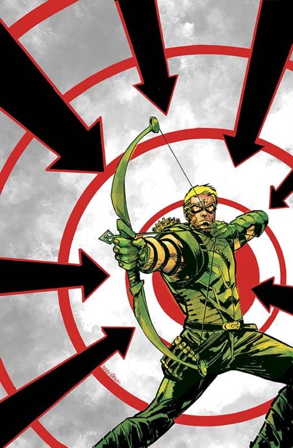 green arrow 35 cover