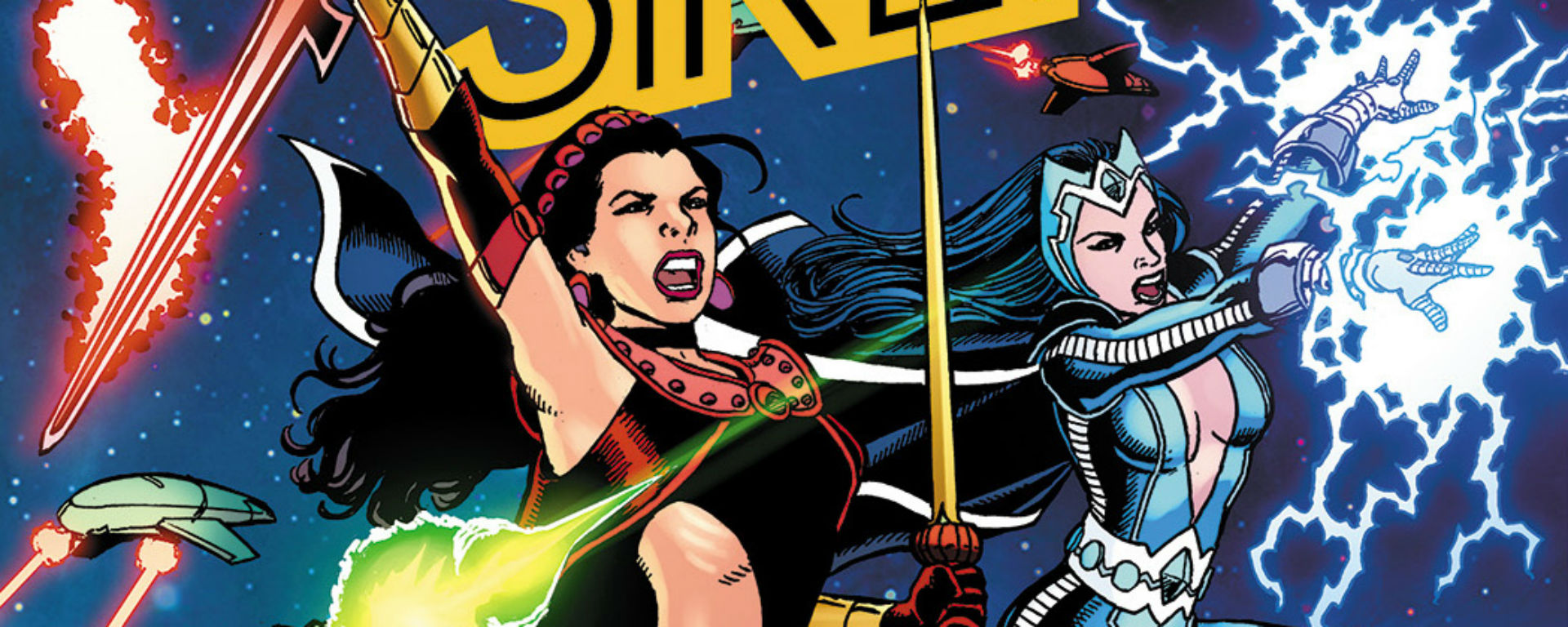 sirens comic review feature image