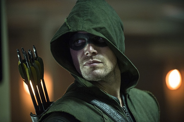 Stephen Amell Arrow The Calm