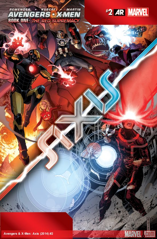 marvel axis 2