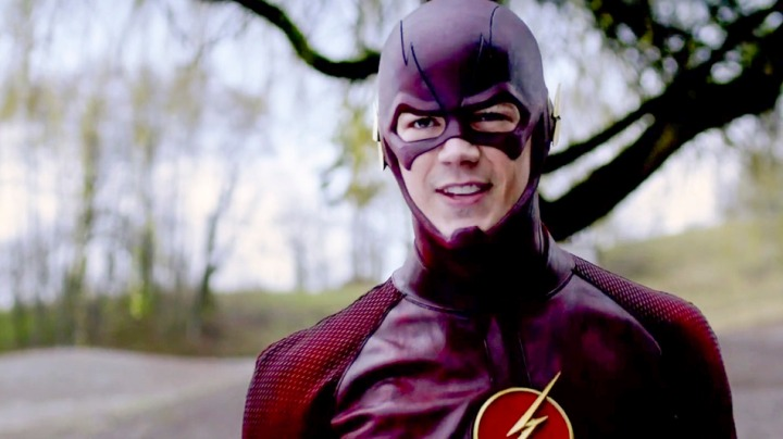 grant gustin the flash cw