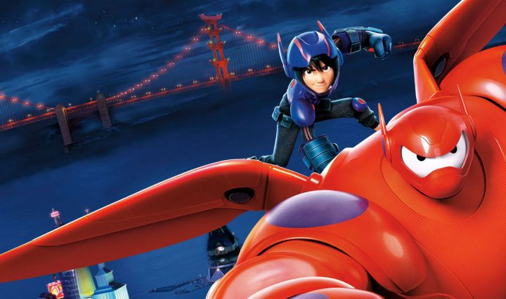 disney big hero 6 movie review feature image