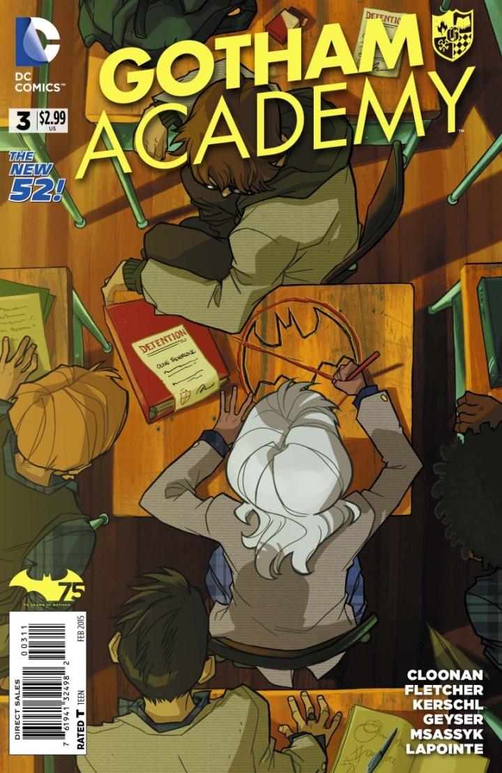 gotham academy 3