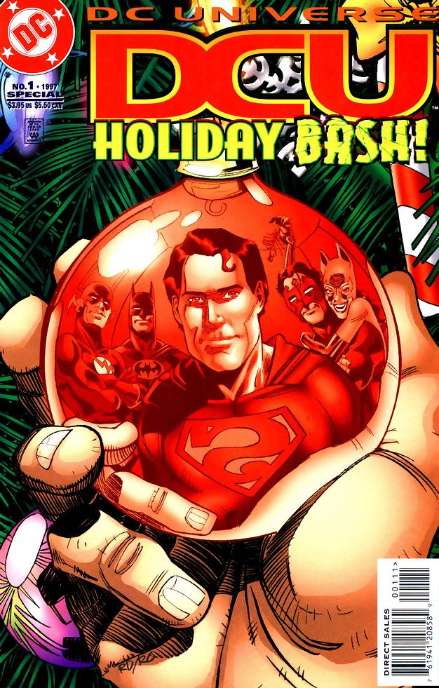 dcu holiday bash cover