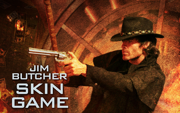 skin game dresden files 2014