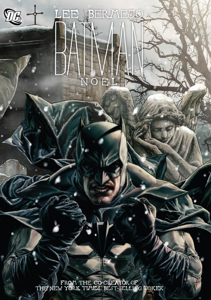 batman noel cover