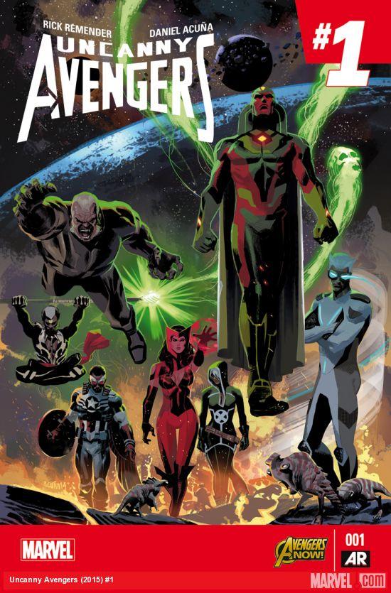uncanny avengers 2015