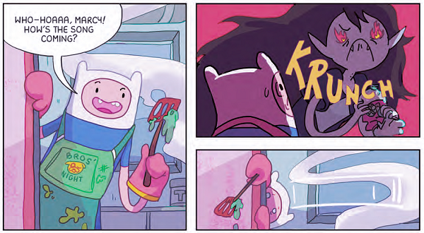 marceline gone adrift interior 1