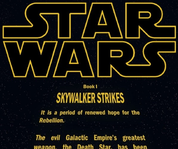 marvel star wars opening scroll