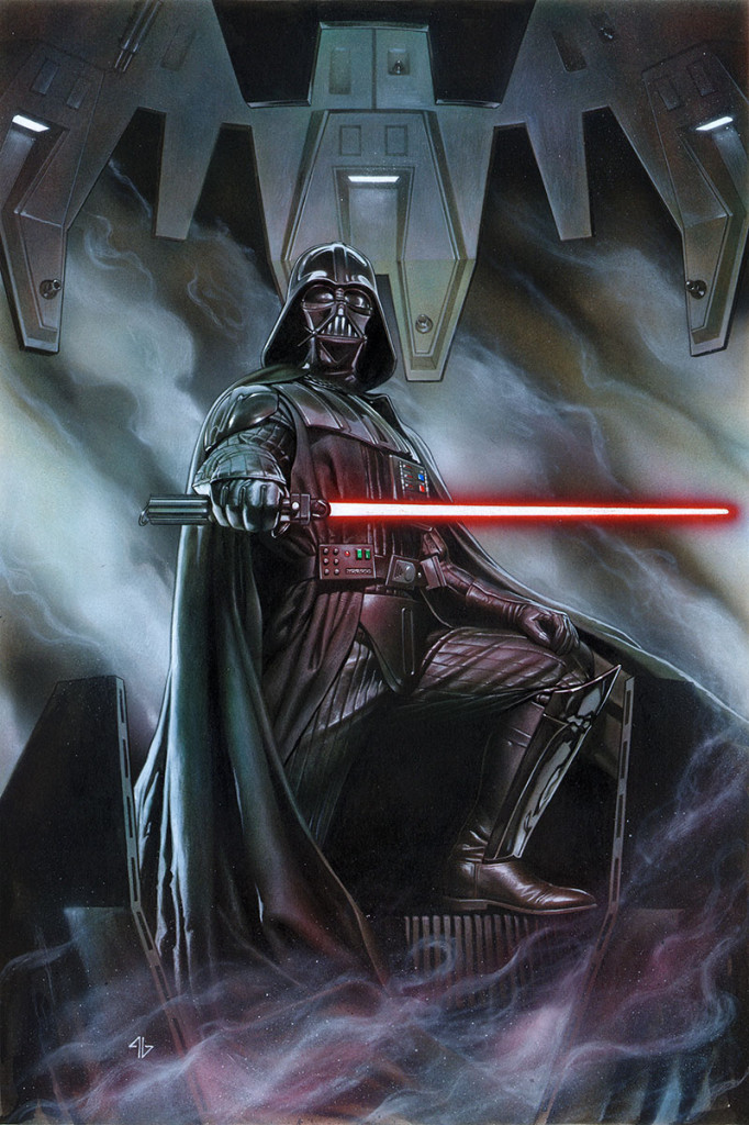 star wars darth vader comic 1