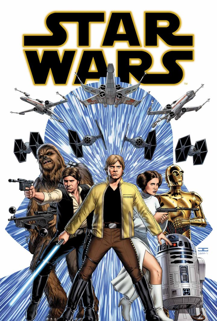 star wars comic 1