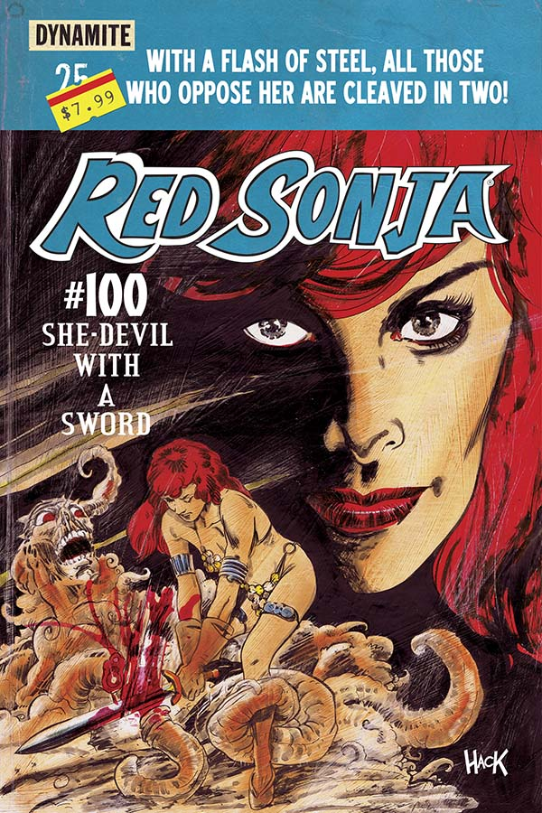 bitch planet red sonja 100 cover