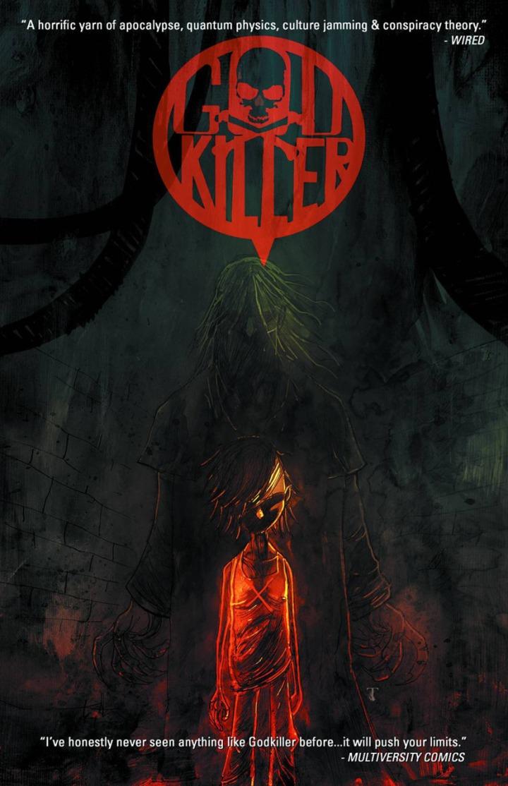 godkiller vol 1 tpb cvr batman #40
