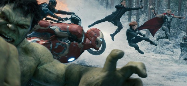 age of ultron the avengers review