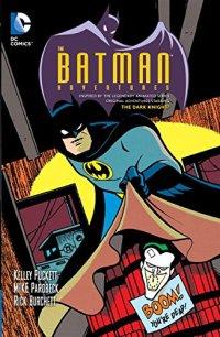 batman adventures vol 2 cvr