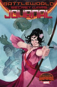 secret wars journal 1 cvr