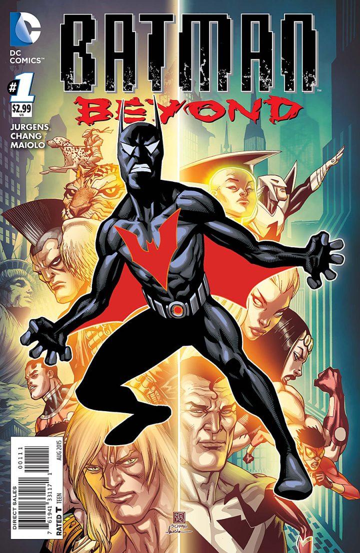 batman beyond 1 cvr
