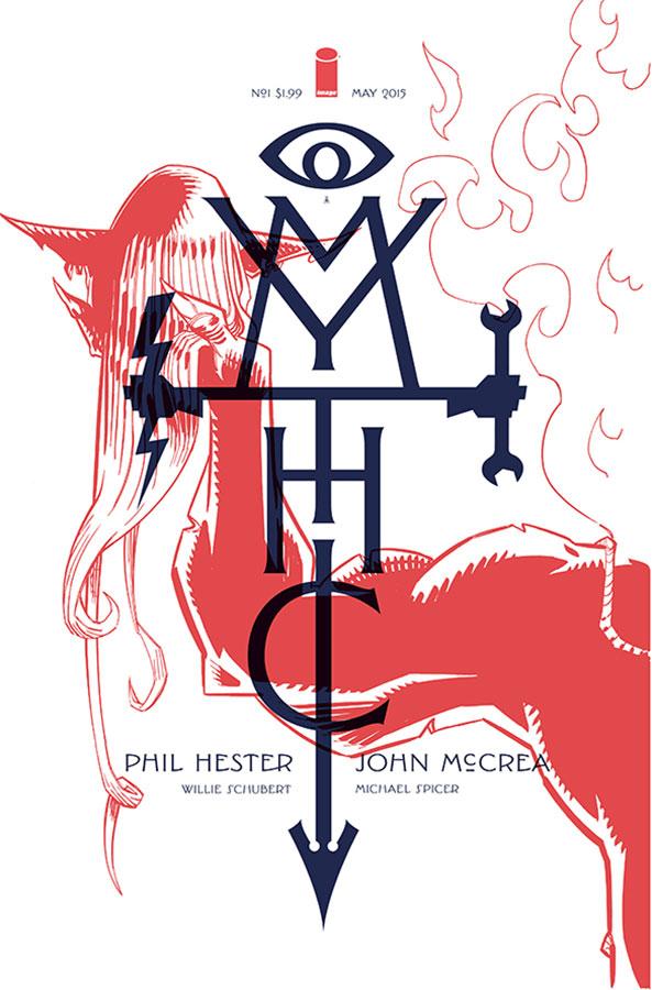 mythic 1 cvr