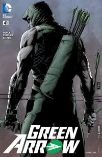 green arrow 41 cvr