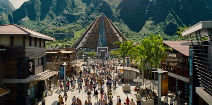 jurassic world theme park review hangout