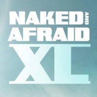 Naked and Afraid XL logo