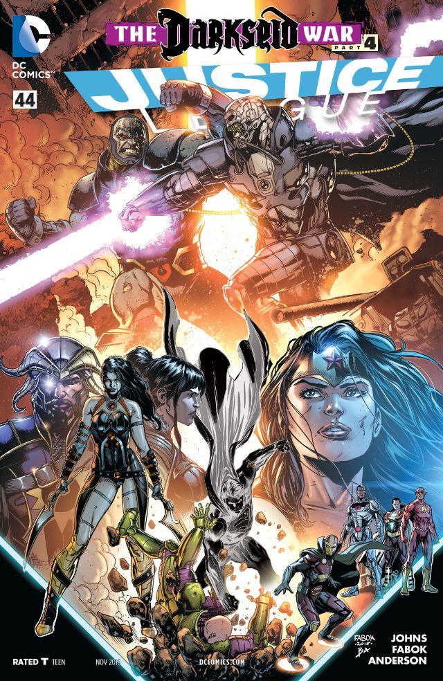 justice league 44 cvr