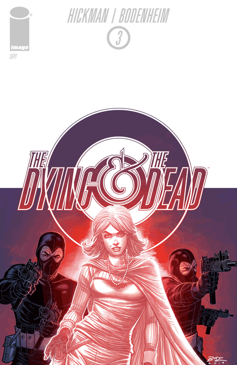 the dying and the dead 3 cvr