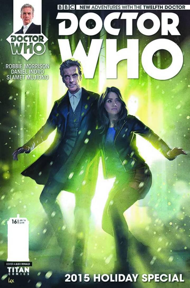 doctor who the twelfth doctor 16 cvr
