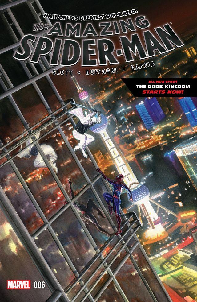 amazing spider man 6 cvr