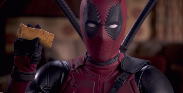deadpool 2016 chimichanga