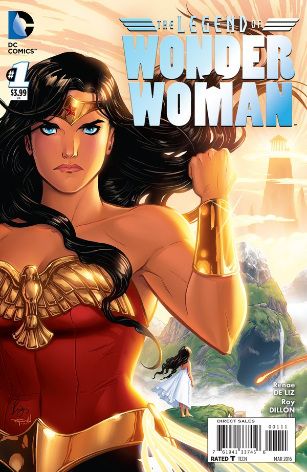 legend of wonder woman 1 cvr